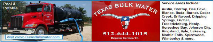 Click to View Texas Bulk Water Web Site, Bulk Water Austin TX