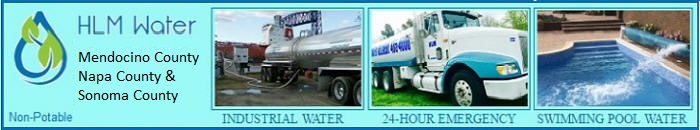 HLM Water Serving Mendocino County CA